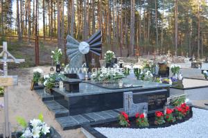 granitela paminklas